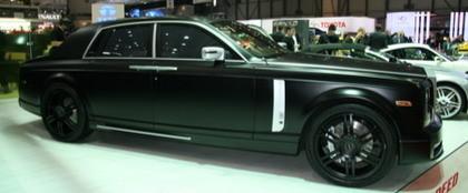Rolls-Royce Phantom por Mansory