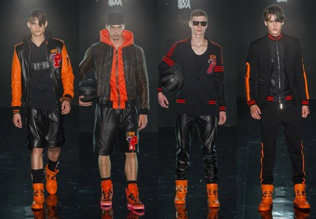 Raf Simons Philipp Plein New York Fashion Week