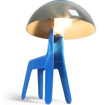 Diggy Lamp, el mejor amigo del hombre es una lámpara