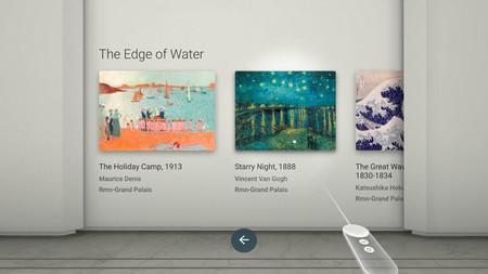 Llega Google Arts & Culture VR con soporte para Daydream, visita museos sin salir de casa