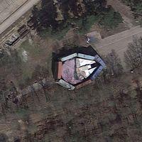 """Disney """"escondió"""" el Halcón Milenario en Reino Unido y los fans lo acaban de encontrar en Google Maps"""