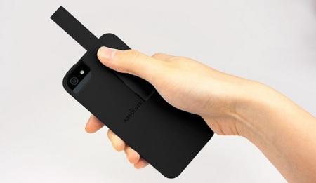 La funda Linkase para iPhone 5 promete mejorar un 50% la señal WiFi