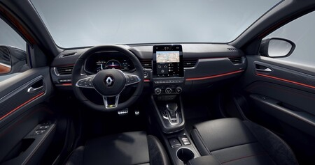 Renault Arkana Interior Rs