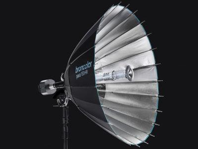 Broncolor lanza el nuevo FT System, una lámpara de luz continua de hasta 2.000 vatios
