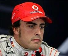 Pues al final sí sancionan a Alonso... y a McLaren