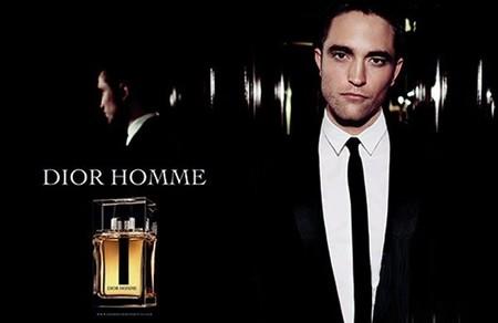 Robert Pattinson ya ejerce de hombre Dior en su nueva campaña