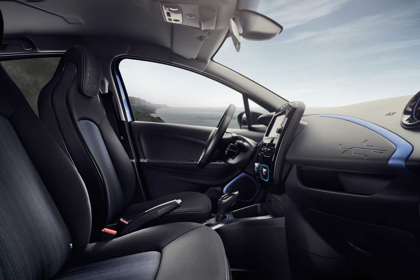Foto de Renault ZOE ZE 40 (14/21)