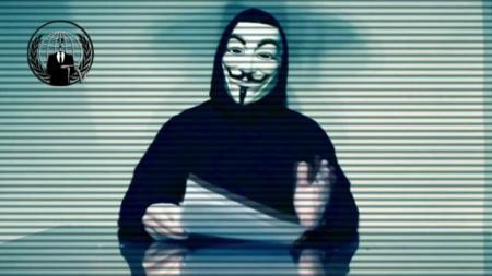 """Anonymous le declara nuevamente la guerra a Trump para """"proteger el futuro y la libertad"""""""