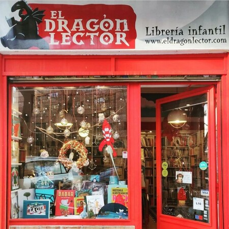 El Dragon Lector Madrid