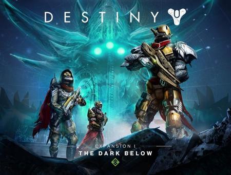 The Dark Below, la primera expansión para Destiny ya tiene fecha de salida - detalles