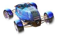 Rinspeed eXasis Concept, el coche de cristal