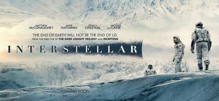 Banner de Interstellar