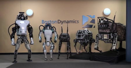La NASA prepara un robot con Android para enviar a Marte