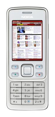 Opera Mini 4.0 ya disponible