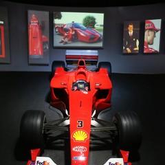 Foto 7 de 9 de la galería michael-50-en-el-museo-ferrari en Motorpasión México