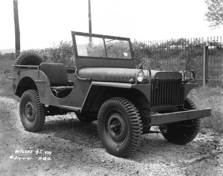 Willys Mb Light Truck