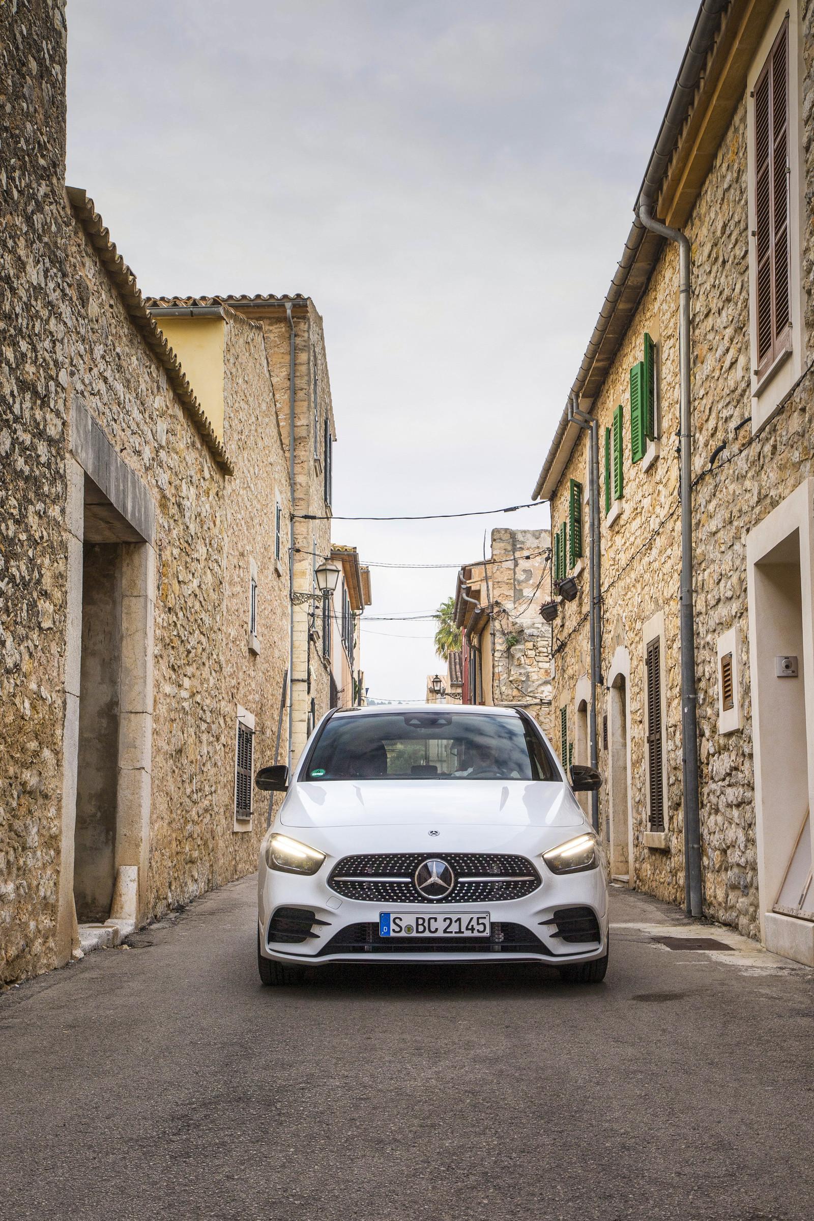 Foto de Mercedes-Benz Clase B 2019 (101/157)