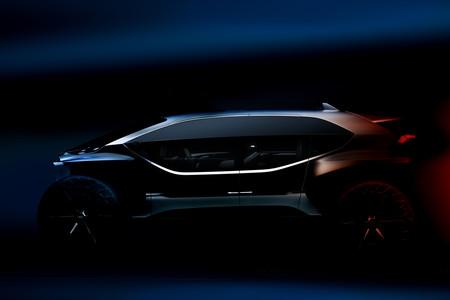 Audi AI:TRAIL quattro, el prototipo de todoterreno eléctrico del futuro que veremos en Frankfurt