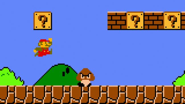Super Mario Bros 0