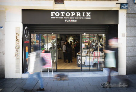 Wonder Photo Shop, algo más que simplemente imprimir nuestras fotos gracias a la unión de Fotoprix y Fujifilm