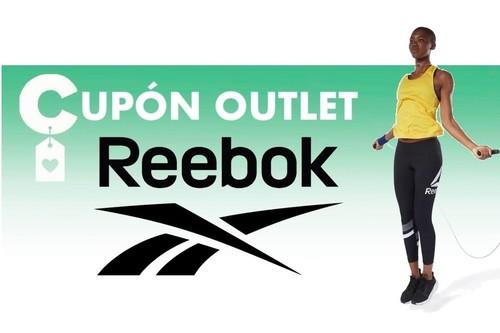 Tallas sueltas en zapatillas, mallas, camisetas y sudaderas, en el outlet de Reebok, a precio de locura con este cupón: AMAYZING