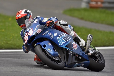 Mattia Pasini Moto2 Gp Gran Bretana 2017
