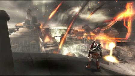 'God of War: Ghost of Sparta' anunciado para PSP