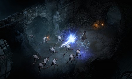Diablo IV Hechicera