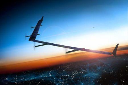 Este mastodóntico drone de Facebook permanecerá volando meses para dar acceso a Internet a zonas aisladas