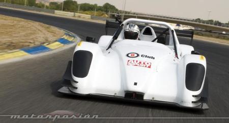 Radical SR3, miniprueba en el Circuito del Jarama (parte 1)
