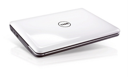 dell mini 10 en blanco