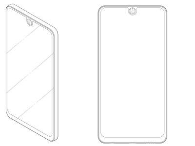 El LG V30 seguiría la estela del diseño del G6, con marcos reducidos, pero manteniendo su doble pantalla