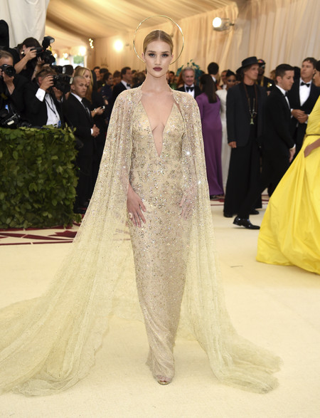 Rosie Huntington Whiteley Met Gala 2018