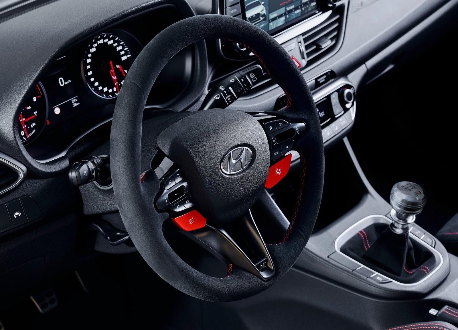 Foto de Hyundai i30 N Project C (7/24)