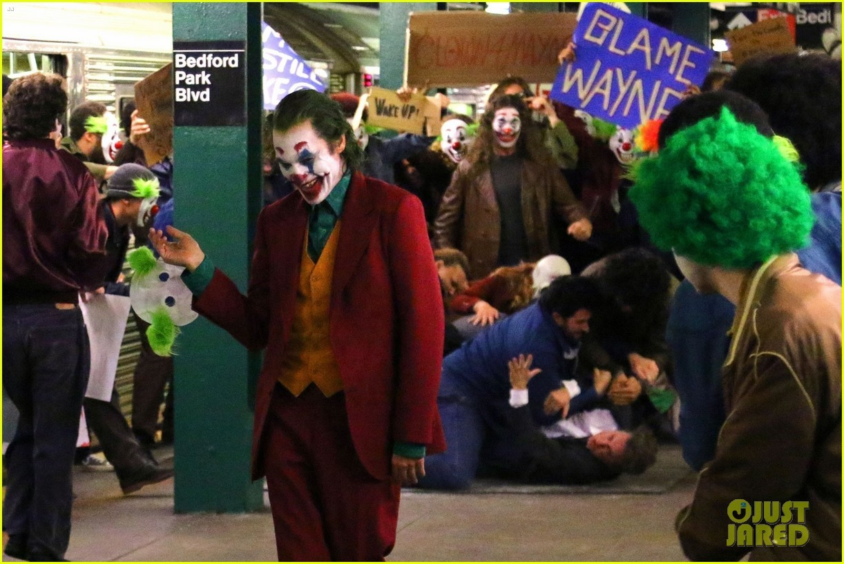 Foto de 'Joker': imágenes del rodaje (4/8)