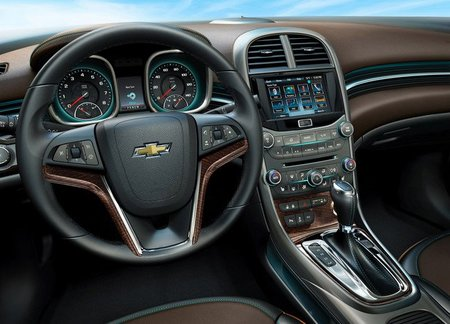Chevrolet Malibu inteior