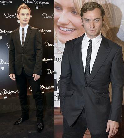 Jude Law traje