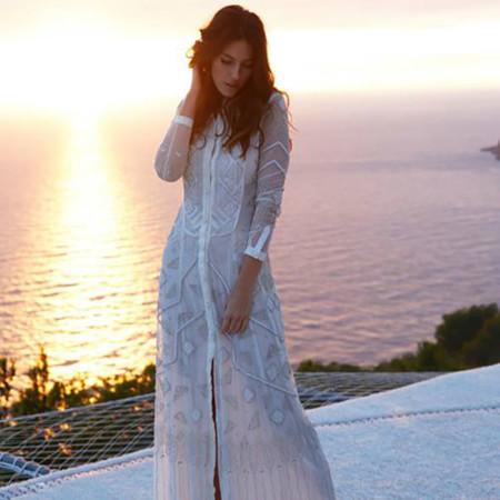 Las noches de verano se merecen looks especiales. Ficha estos vestidos tan ideales