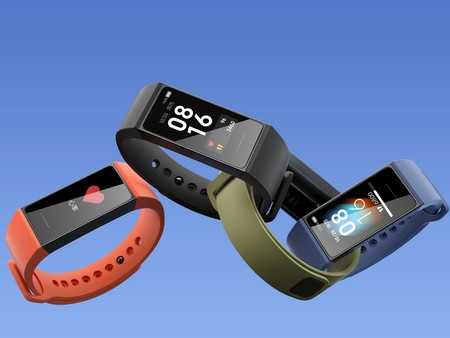 Xiaomi Mi Smart Band 4c Oficial Mexico Precio