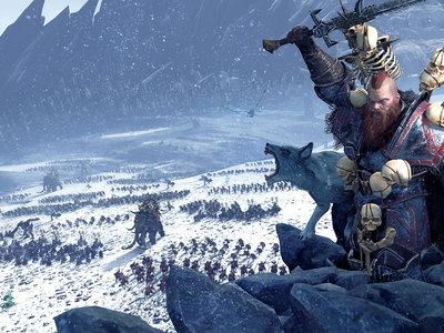 Total War WARHAMMER: los bárbaros de Norsca se apuntan a la conquista del Viejo Mundo en el último tráiler cinemático