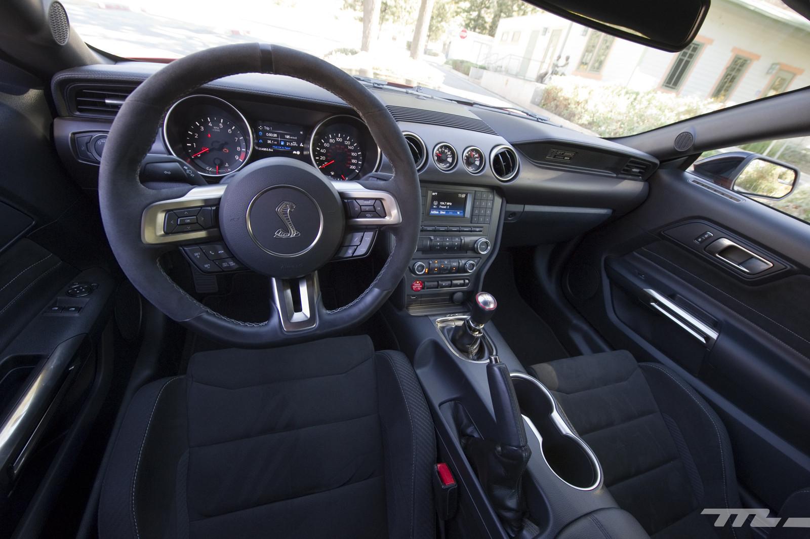 Foto de Ford Mustang Shelby GT350, prueba (24/40)