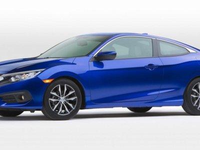 Así se presenta el nuevo Honda Civic Coupé, y sería una lástima que no llegara a Europa