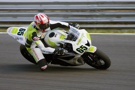 Jonathan Rea Honda Sbk 2008