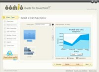 oomfo permite incrustar gráficos animados en PowerPoint