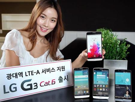 Es un hecho el LG G3 LTE-A con procesador Snapdragon 805