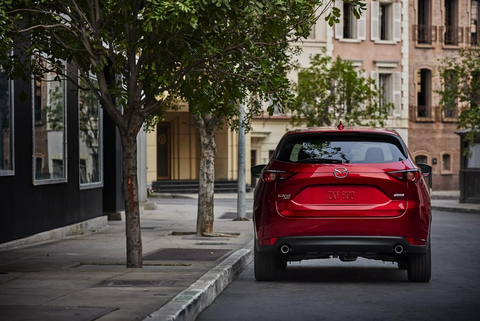 Foto de Mazda CX-5 2018 (12/39)