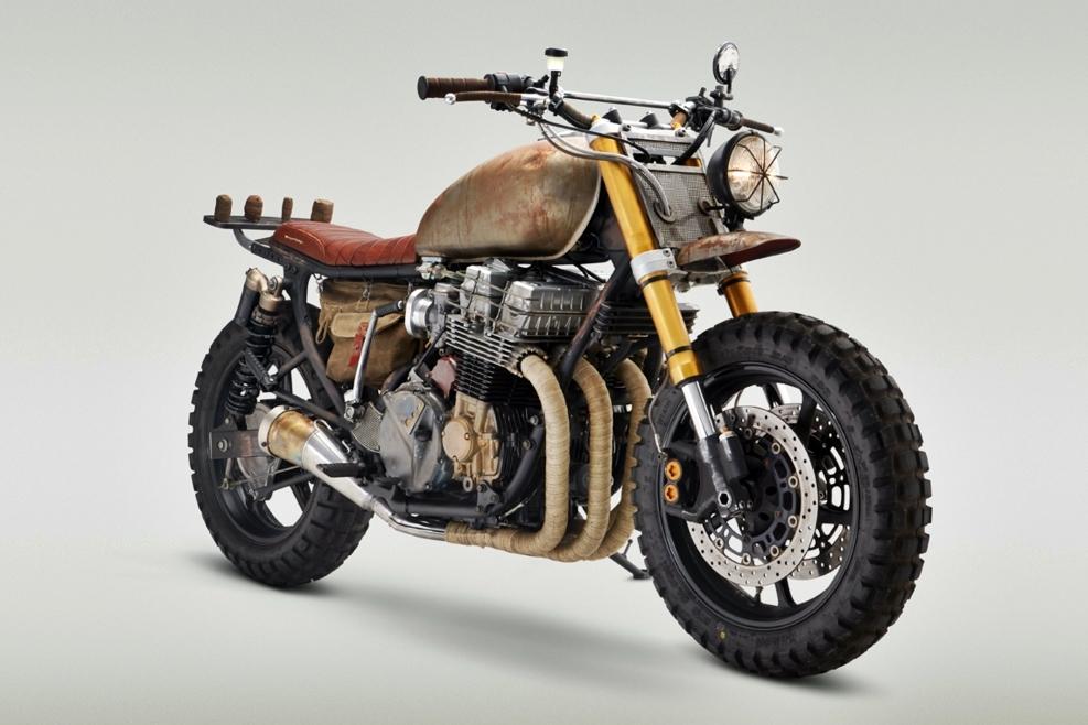 Foto de Classified Moto Honda CB750 Nighthawk (2/12)