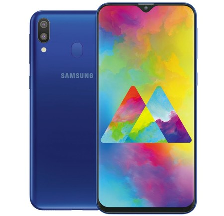 El Samsung Galaxy M20
