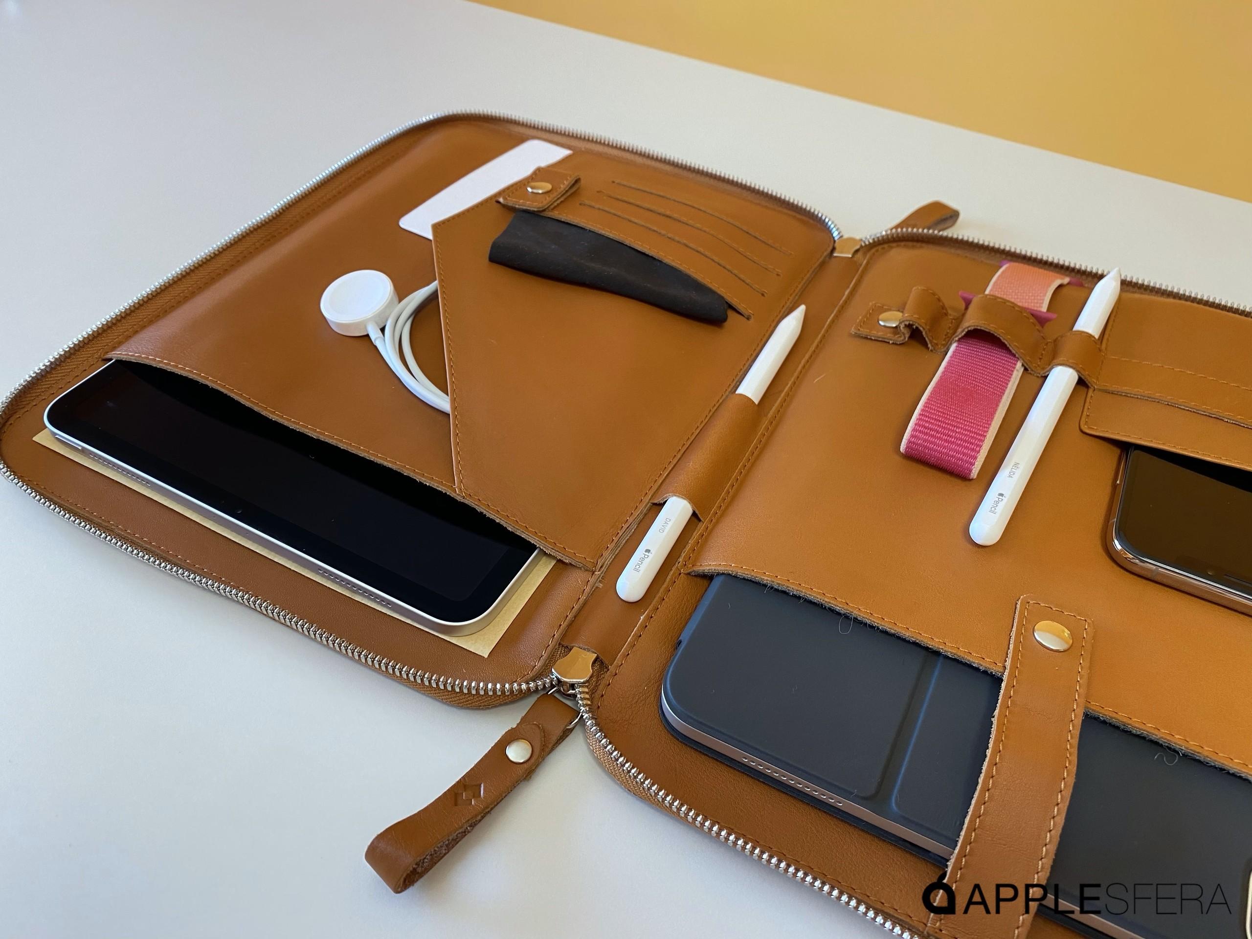 """Foto de Nomad Organiser para iPad Pro 11"""" de Harber London (12/14)"""