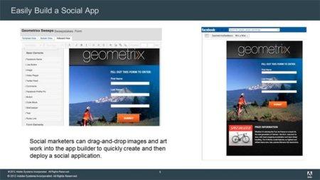 Adobe se mete de lleno en el marketing social con el lanzamiento de Adobe Social